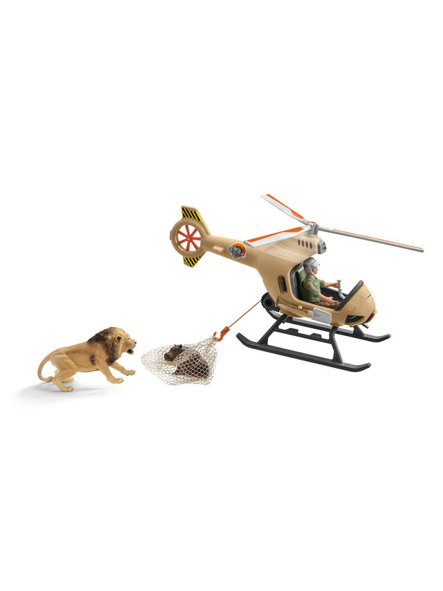 Animal Rescue Helicopter
