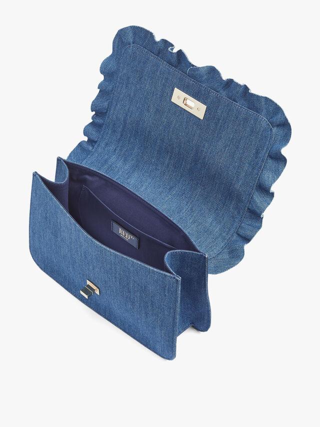 Rock Ruffles Shoulder Bag