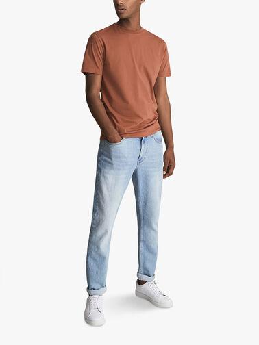 Bless-Regular-Fit-Crew-Neck-T-Shirt-42904244