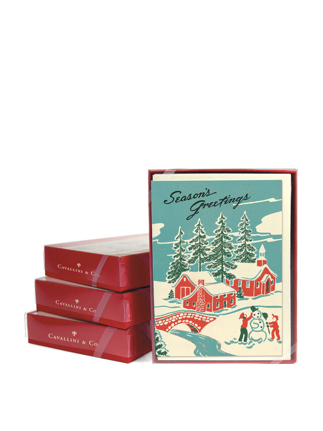 Winter Wonderland Boxed Cards