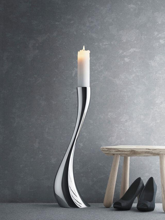 Cobra Floor Large Candleholder