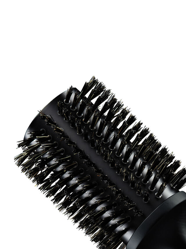 Natural Bristle Radial Brush Size 4