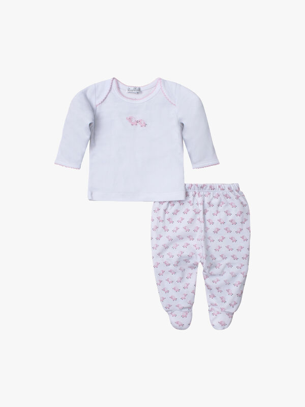 Baby Trunks Pants Set