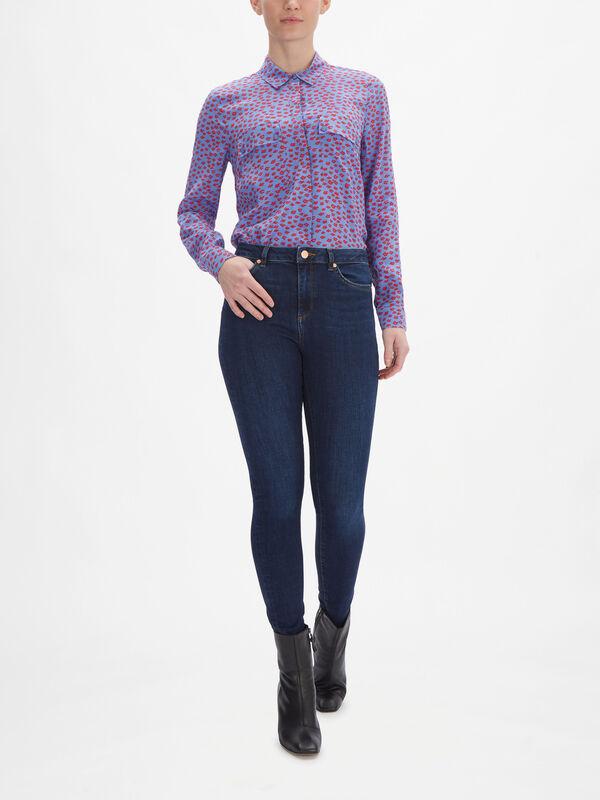 Maryland Mid Indigo Jeans