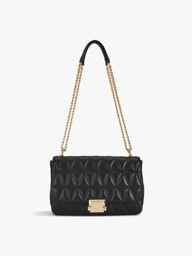 Sloan Large Chain Shoulder Bag