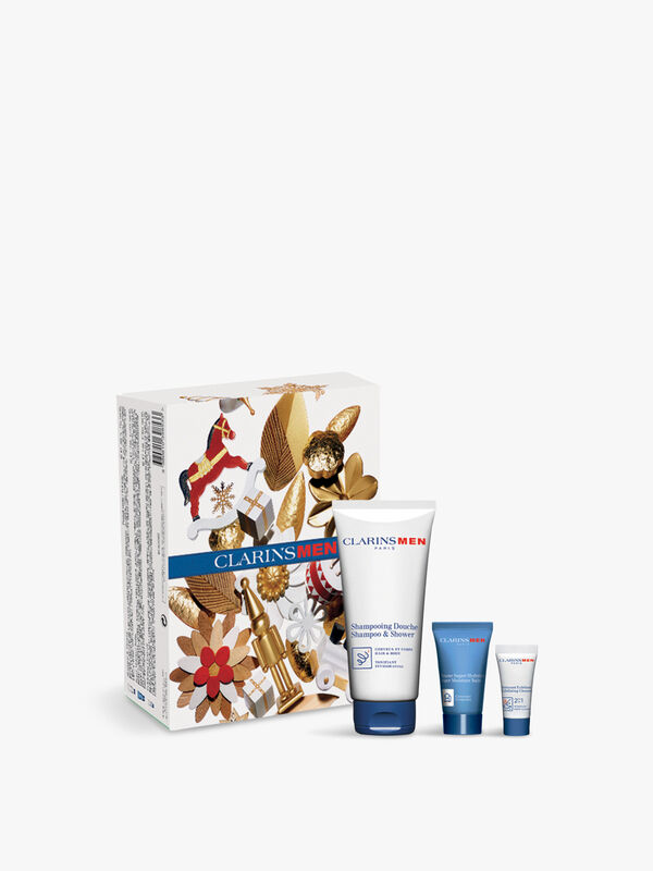 ClarinsMen Start-Up Collection