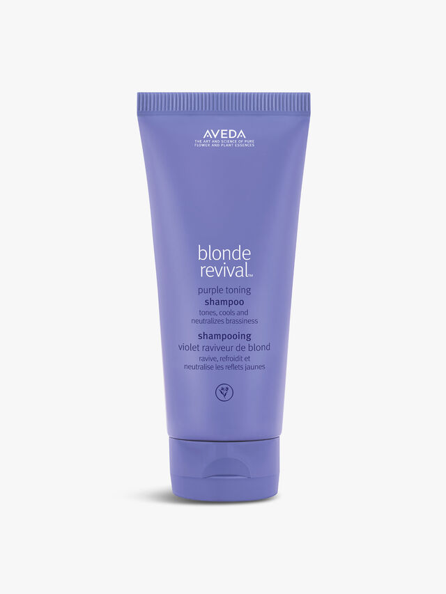 Blonde Revival Purple Toning Shampoo 200ml