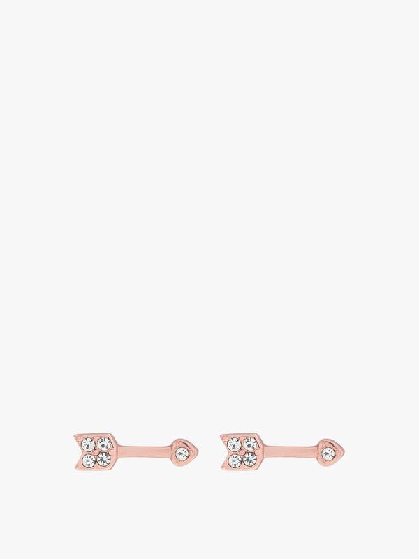 Classic Arrow Stud Earrings