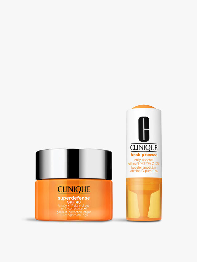 Clinique Fresh Pressed™ 7-Day Recharge System