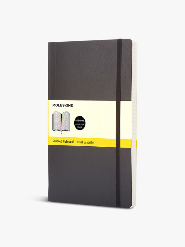 Soft Cover Pocket Squared Notebook