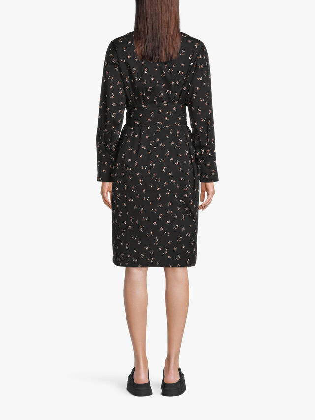 Patrina Printed Dress