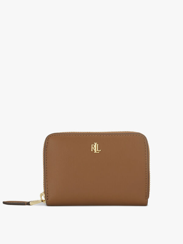 Dryden Small Zip Wallet