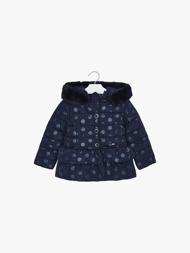 Polka-Dot-Puffa-with-Belt-and-Faux-Fur-Collar-0001184392