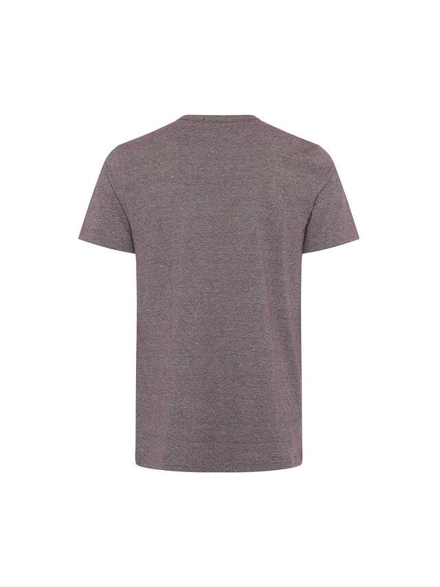 Organic Space Stripe T Shirt