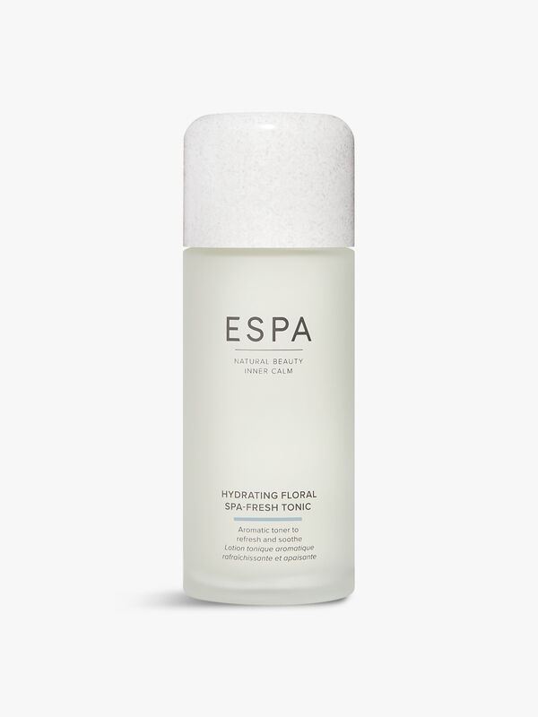 Hydrating Floral Spa Fresh Tonic