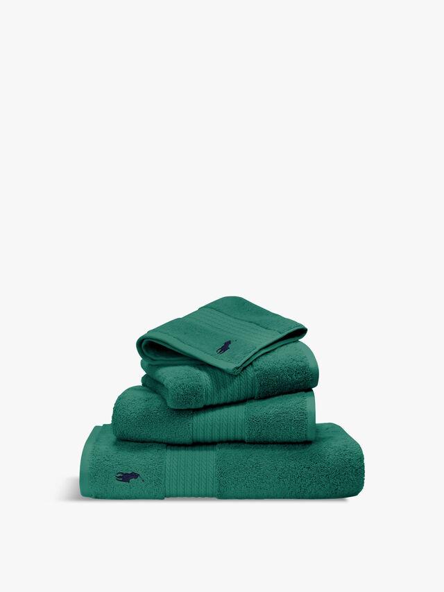 Player Bath Towel
