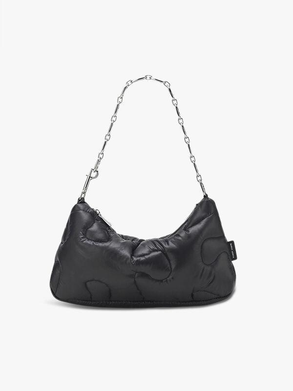 Misty Boost Nylon Shoulder Bag