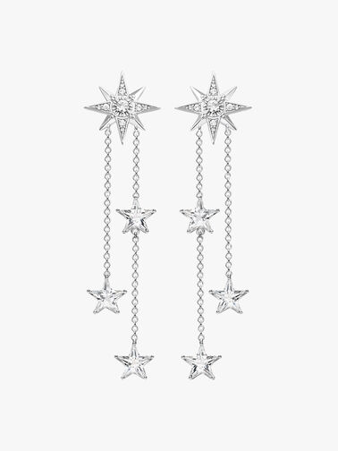 Magic Stars Dangle Earring