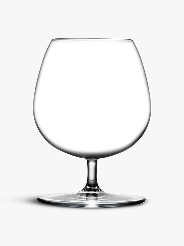 Cognac Glass 2 Piece