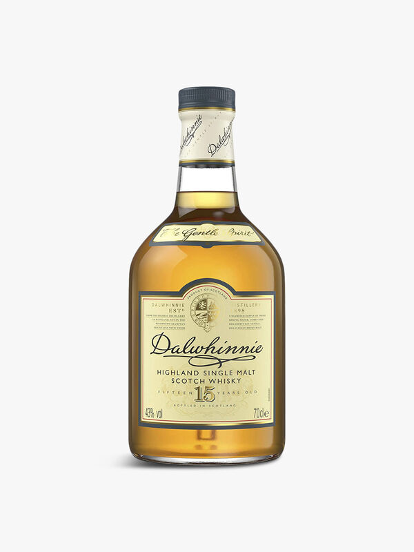 15yr Single Malt Scotch Whisky 70cl