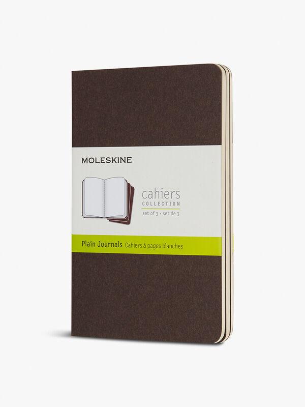 Pocket Cahier Journal Plain