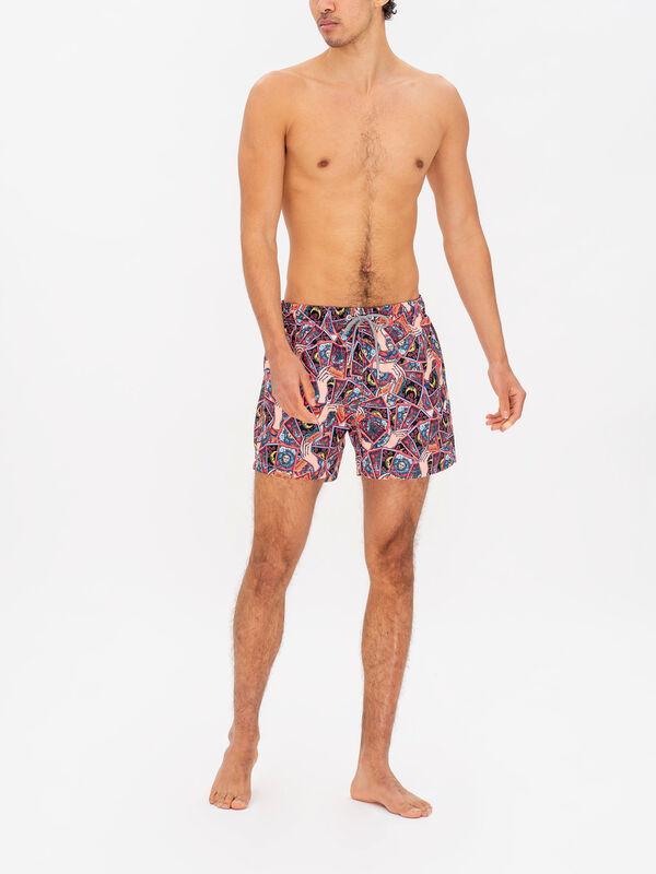 Tarot Cards Swim Shorts