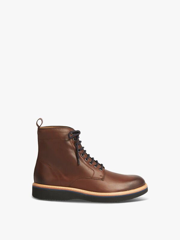 LINTON Wedge Sole Derby Boot