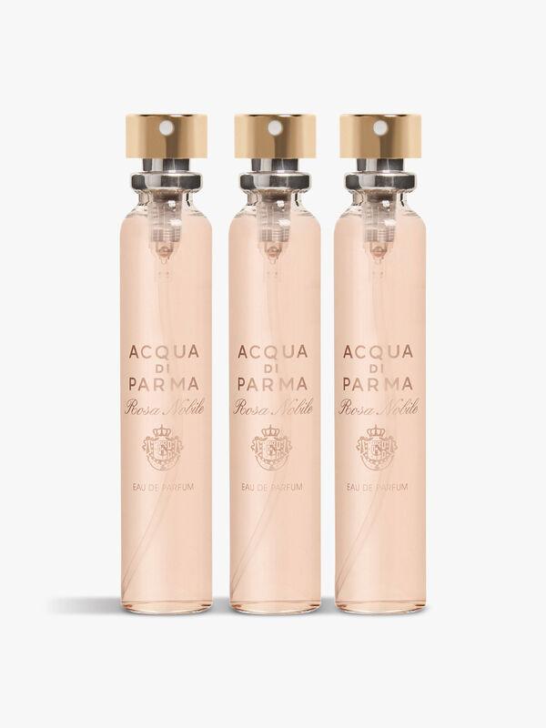 Rosa Nobile Purse Spray Refills 3 x 20 ml
