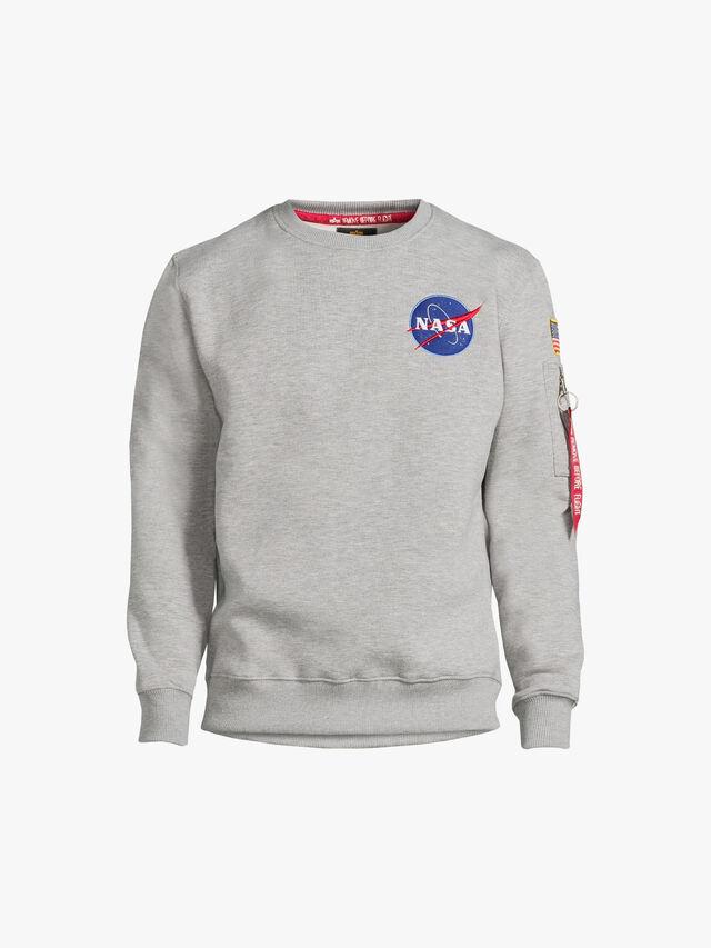 Space Shuttle Crewneck