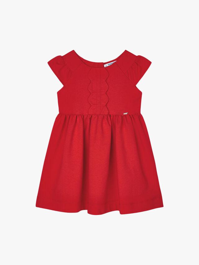Jersey Cap Sleeve Dress