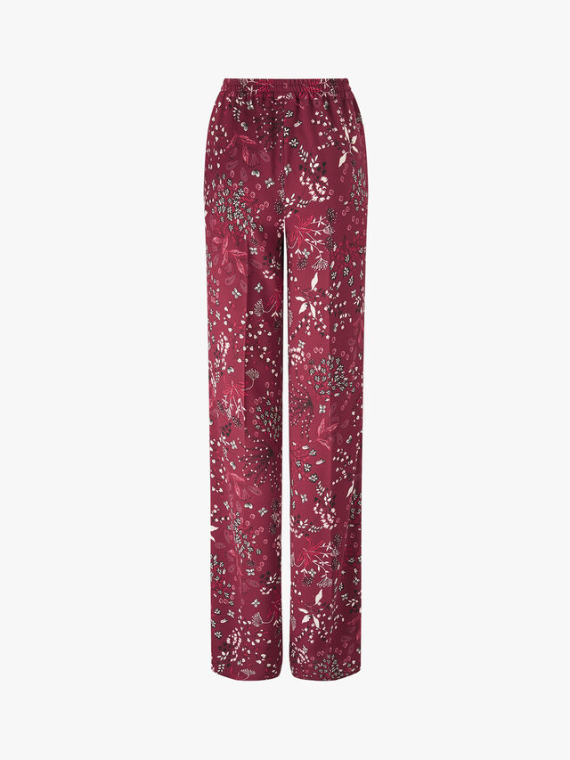 Fertile Floral Trouser