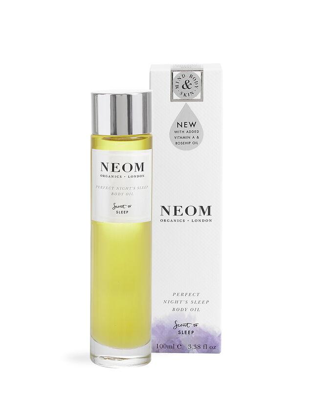 Tranquillity Vitamin Body Oil