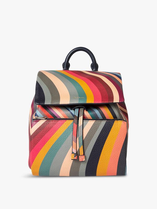 Small Swirl Backpack
