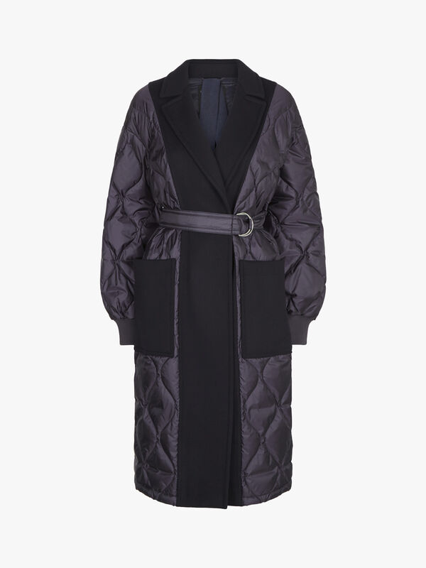 Libia Quilted Coat