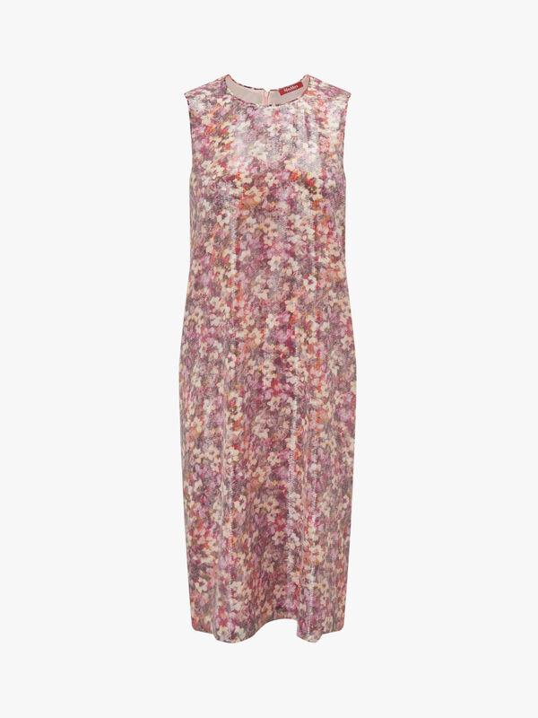 Blocco Sleeveless Sequin Dress