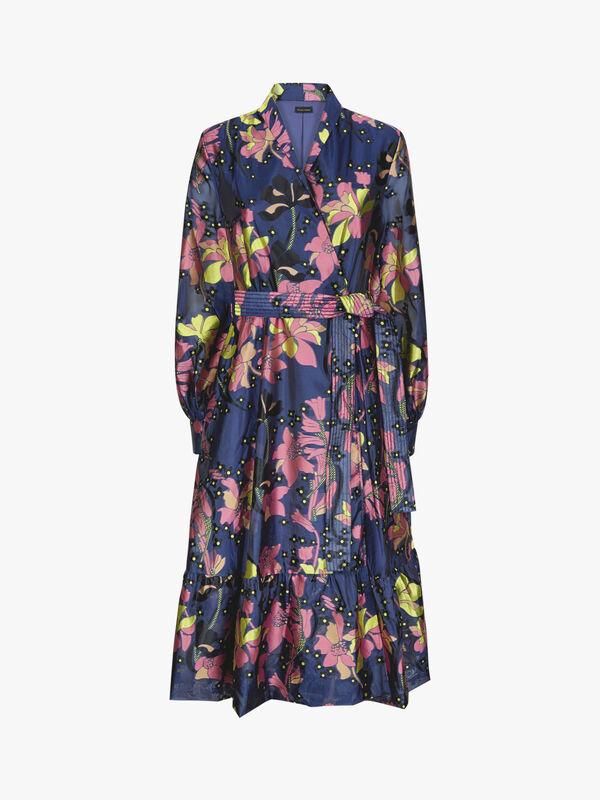 Niki Daffodil Long Dress