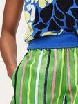 Yarrow Printed Knit Vest