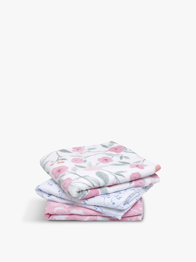 Ma Fleur Theme Musy Squares 3 Pack