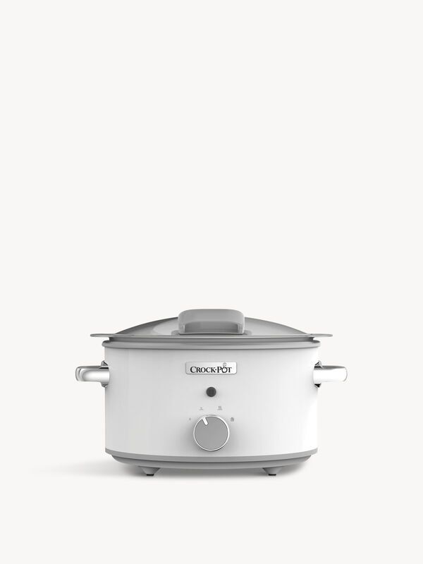 DuraCeramic Sauté Slow Cooker with Hinged Lid 4.5L