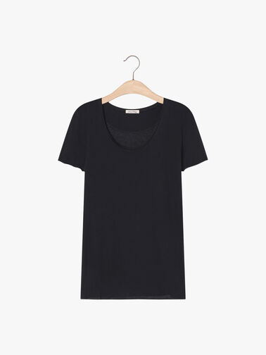 U-Collar-Short-Sleeve-Fitted-T-Shirt-0001164006