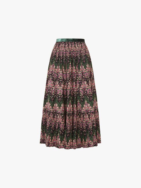Lidl Flower Skirt