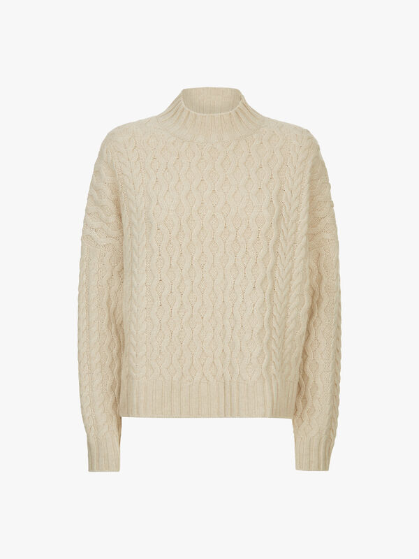 Origano Knitted Sweater