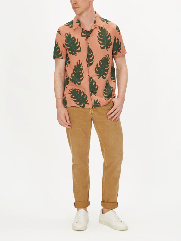 Arvid Leaf Shirt