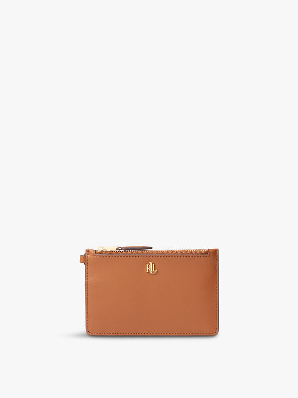 Dryden Medium Zip Card Case