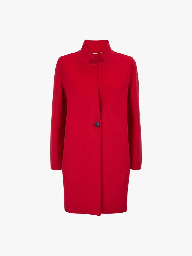 Eschimo Single Button Coat