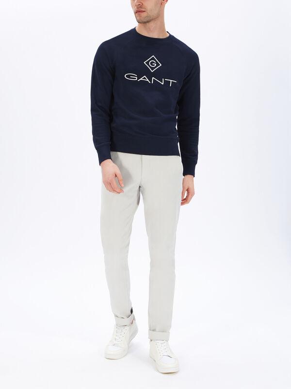 Diamond Logo Sweatshirt