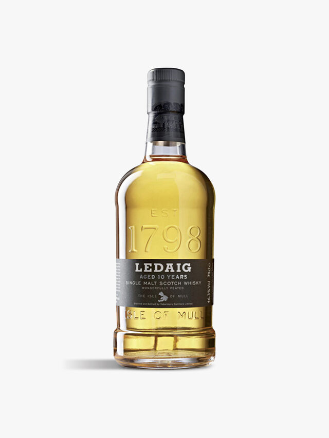 Ledaig Single Malt Whisky 70cl