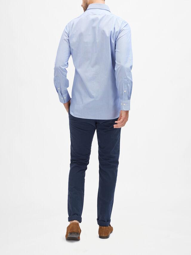 Formal Micro Stripe Shirt