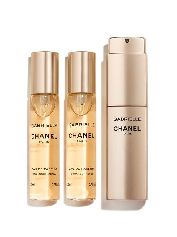 GABRIELLE CHANEL Eau De Parfum Twist and Spray 3x20ml