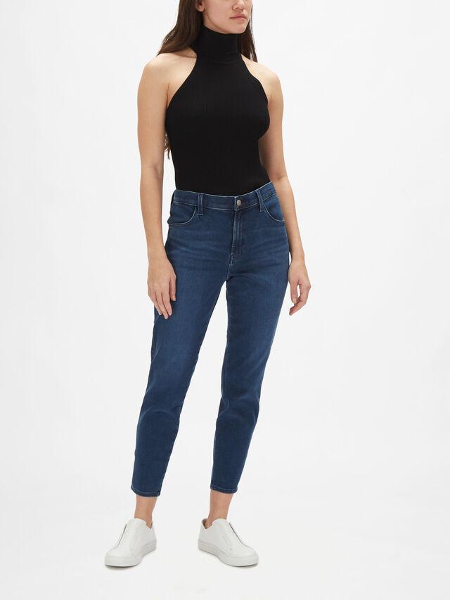 Alana High Rise Crop Skinny